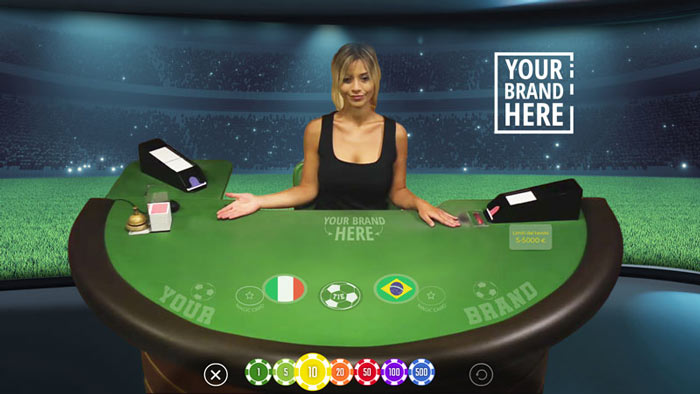 Dedicated Tables Live Casino Provider