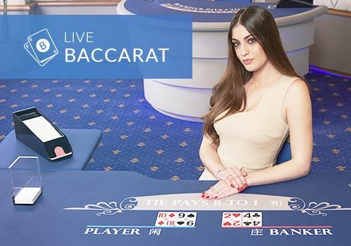Live Baccarat Supplier