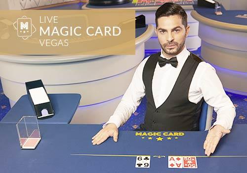 Live Magic Provider
