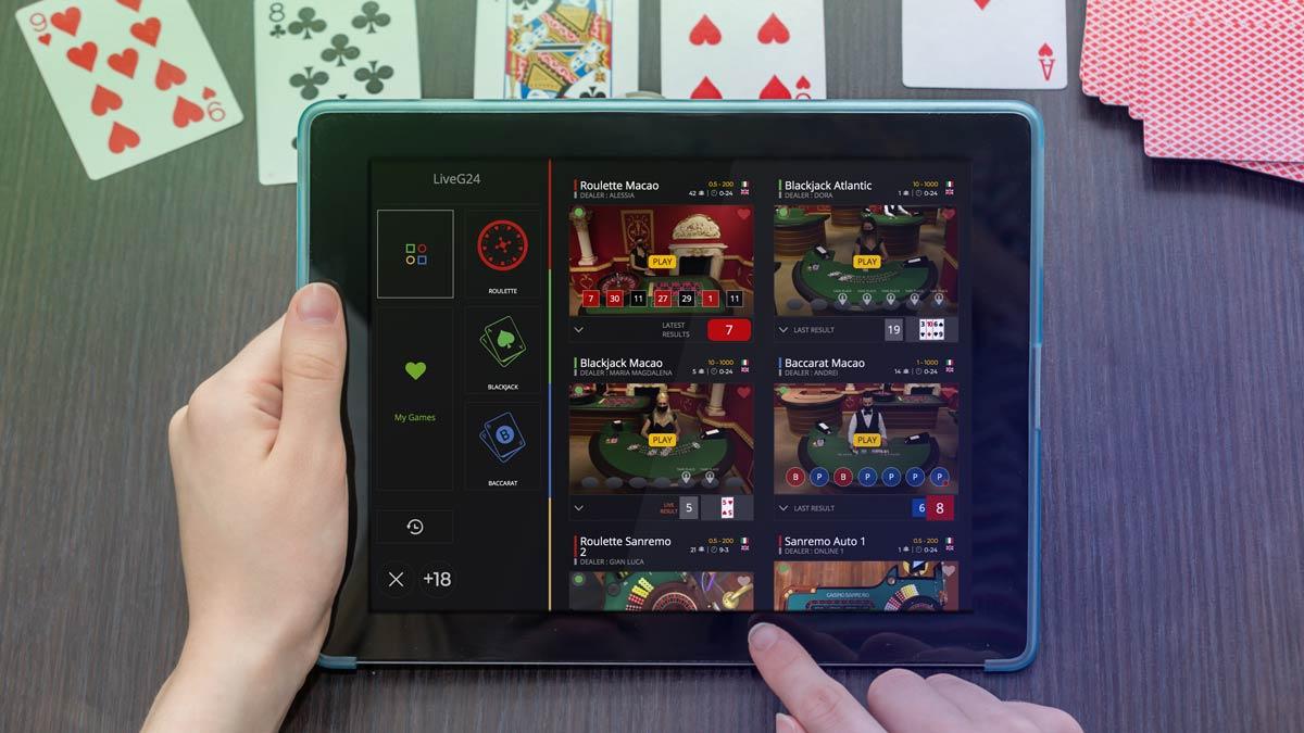 Live Casino Software Integration
